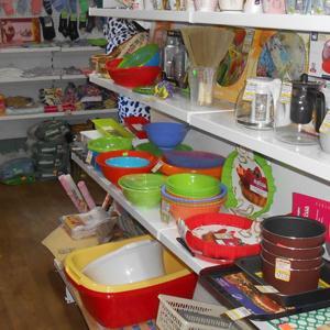 Магазины хозтоваров Богучан