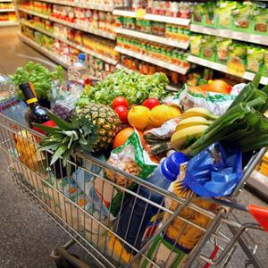 Магазины продуктов Богучан