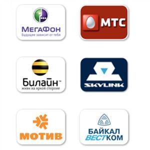 Операторы сотовой связи Богучан