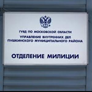 Отделения полиции Богучан
