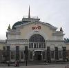 Железнодорожные вокзалы в Богучанах