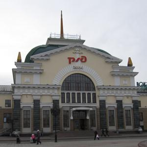 Железнодорожные вокзалы Богучан